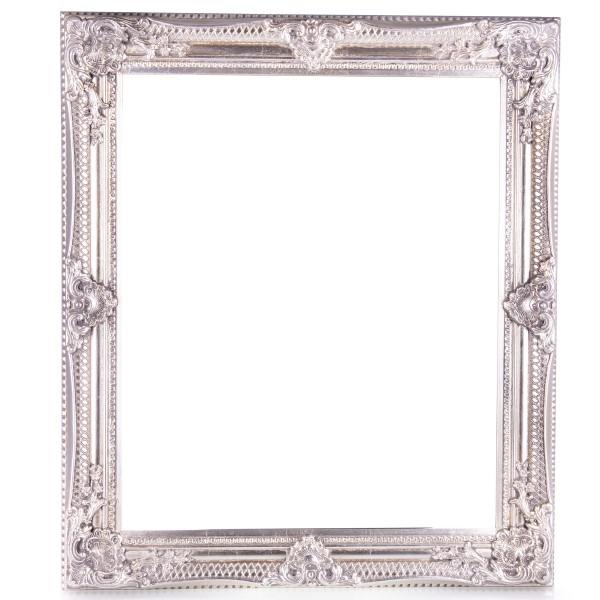 Holzrahmen Barock Silber 50 x 60 cm FR0120