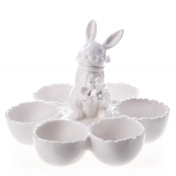 Keramik Schale mit Hase PC1015