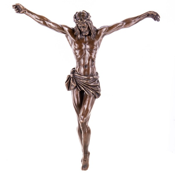 Bronzefigur Jesus YB545