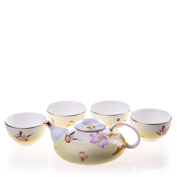 5-Teiliges Tee Service P208