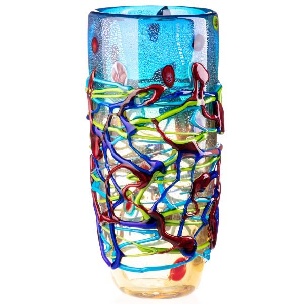 Murano-Stil Glas Vase GL511