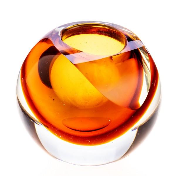Murano-Stil Glas Teelichthalter GL1051