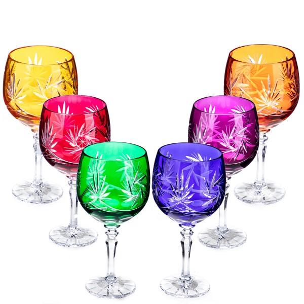 Kristall Gläser Set/6 GLS63