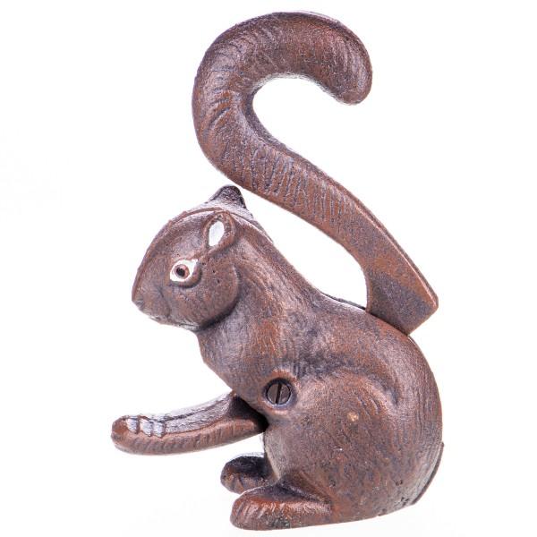 Gusseisen Nussknacker Eichhörnchen GU110