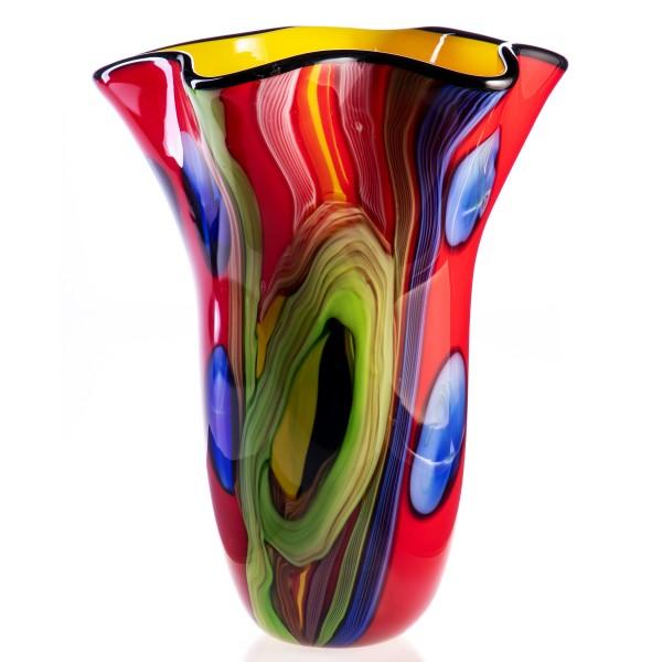 Murano-Stil Glas Vase GL229