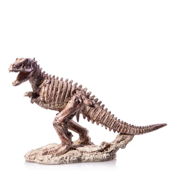 Dinosaurier Skelett handbemalte Polyresinfigur TP106