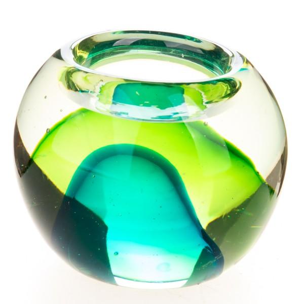 Murano-Stil Glas Teelichthalter GL961
