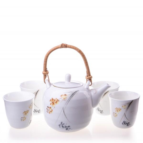 5-Teiliges Tee Service P209
