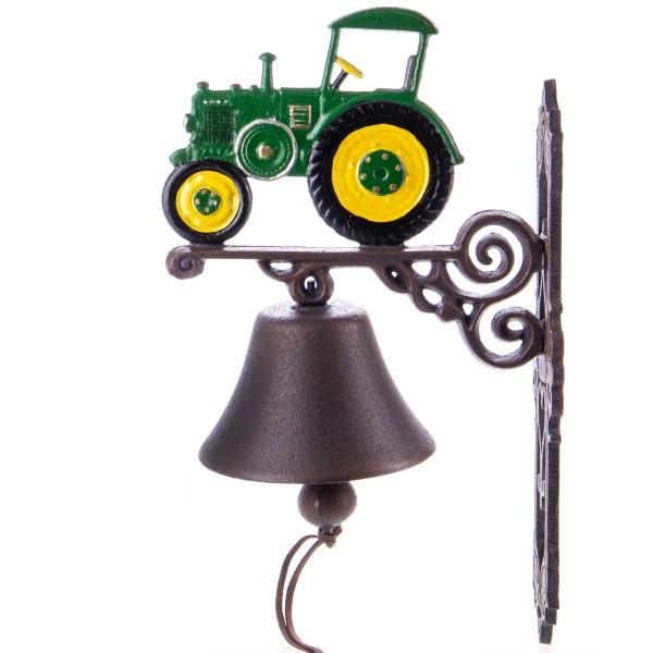 Gusseisen Glocke Traktor GB107