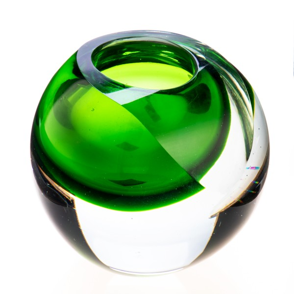 Murano-Stil Glas Teelichthalter GL970