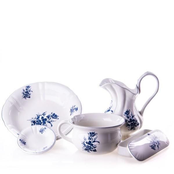 Keramik Waschset 5 Teilig WS502