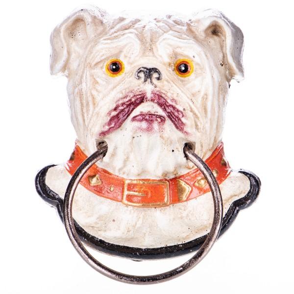 Gusseisen Handtuchhalter Hund GU114
