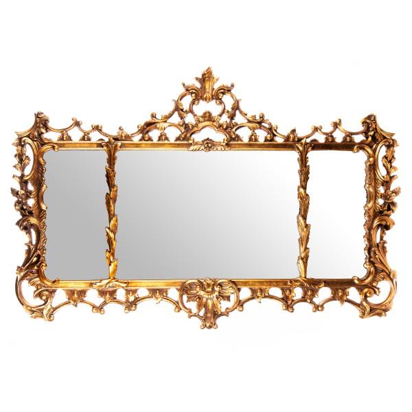 Spiegel mit Rahmen aus Polyresin LT156