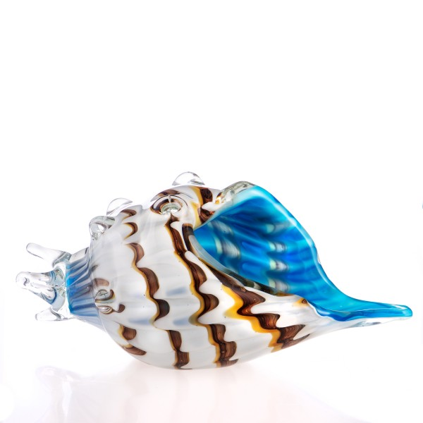 Murano-Stil Glas Muschel GL214
